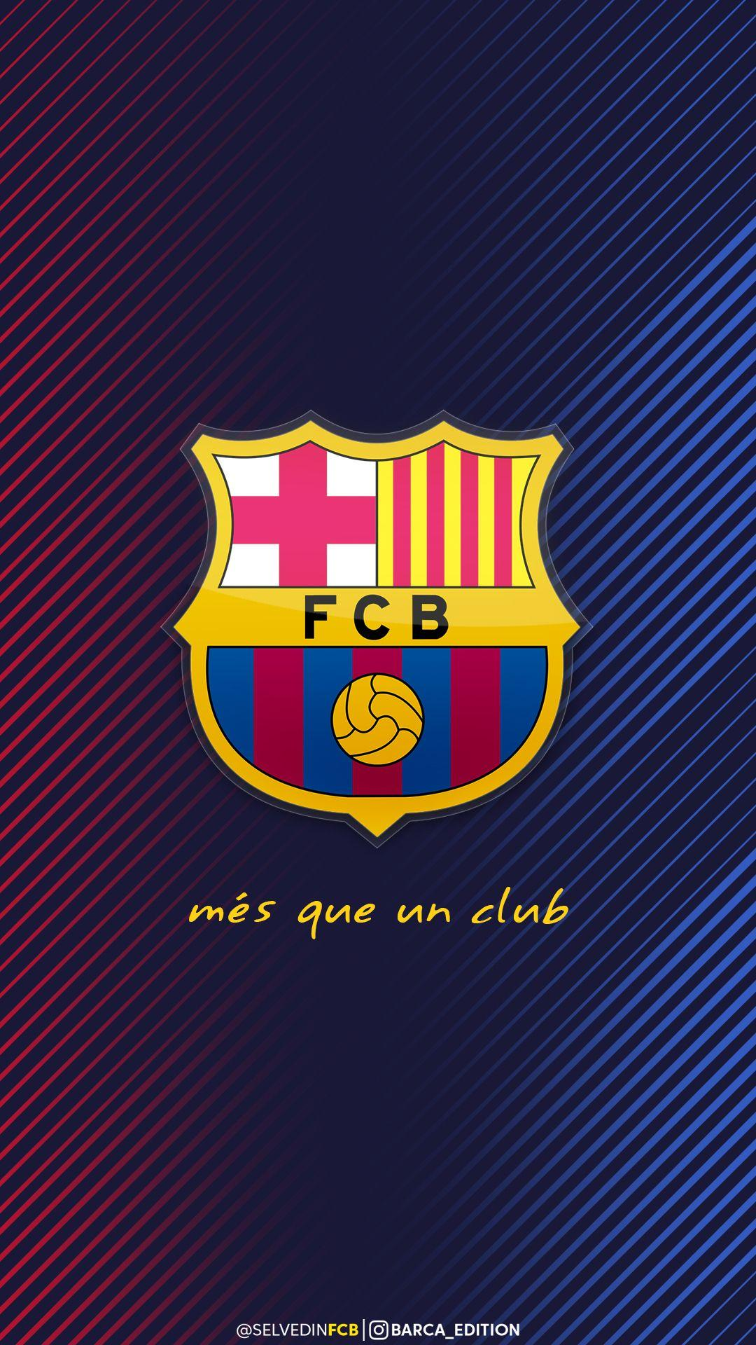 FC Barcelona 2018 2019 Wallpapers Wallpaper Cave