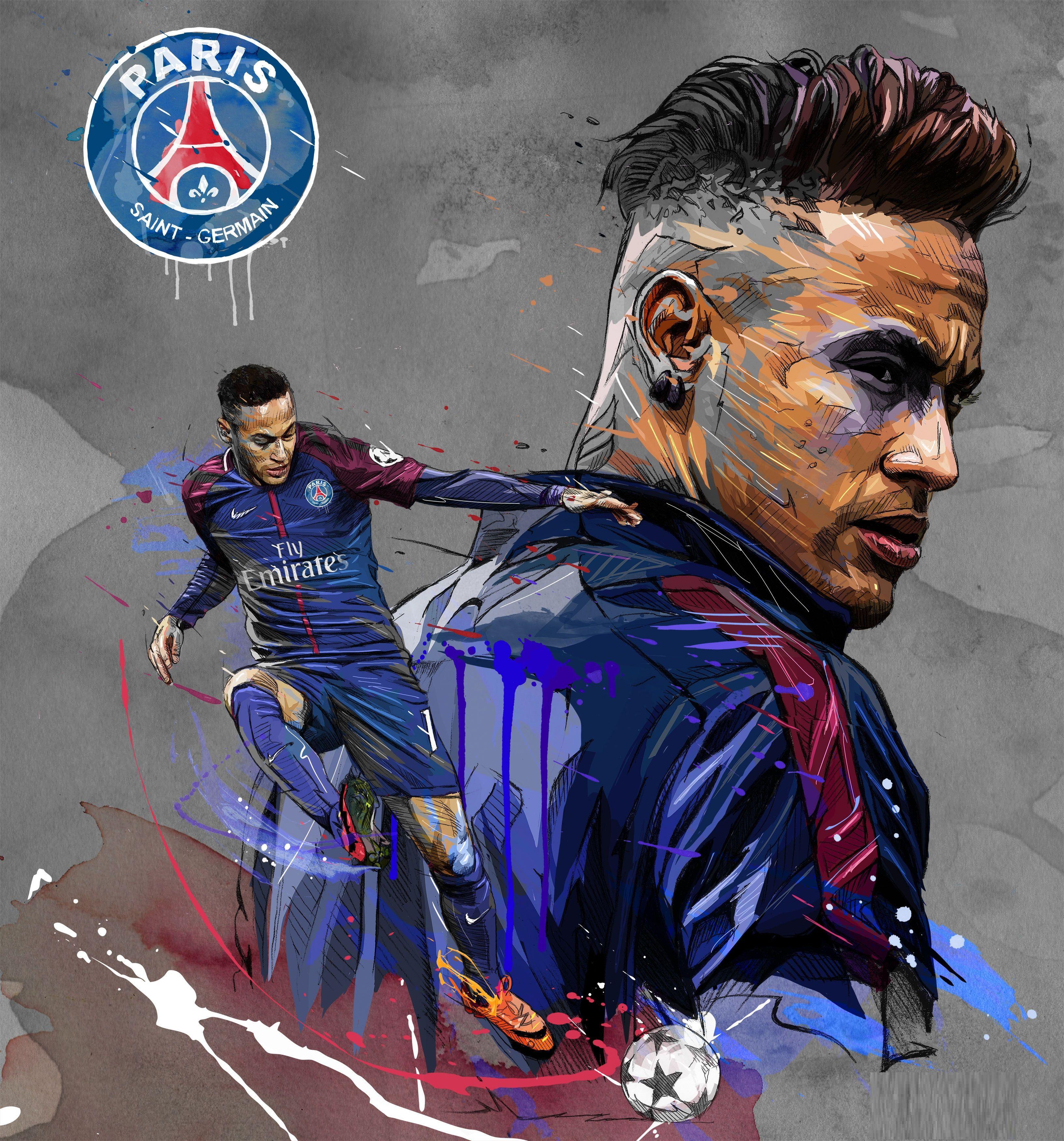 Neymar 2018 Wallpapers - Wallpaper Cave