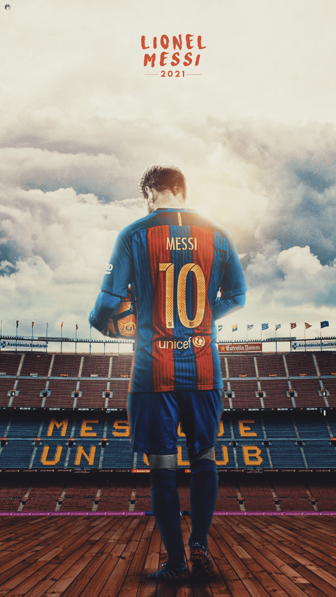 Lionel Messi Wallpapers 2017 by RonitGFX