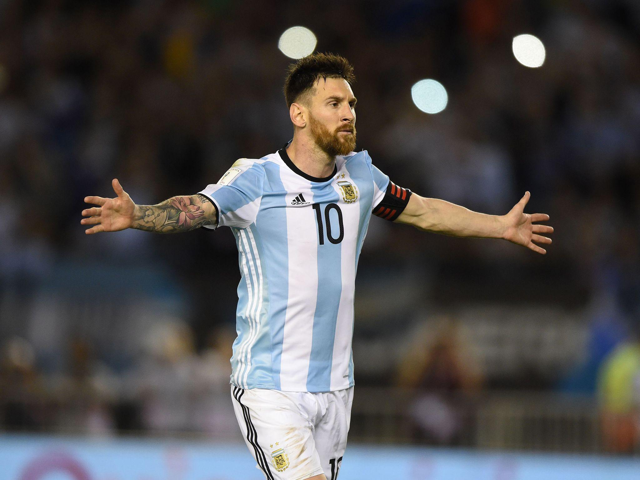 Messi Argentina Wallpaper Backgrounds HD