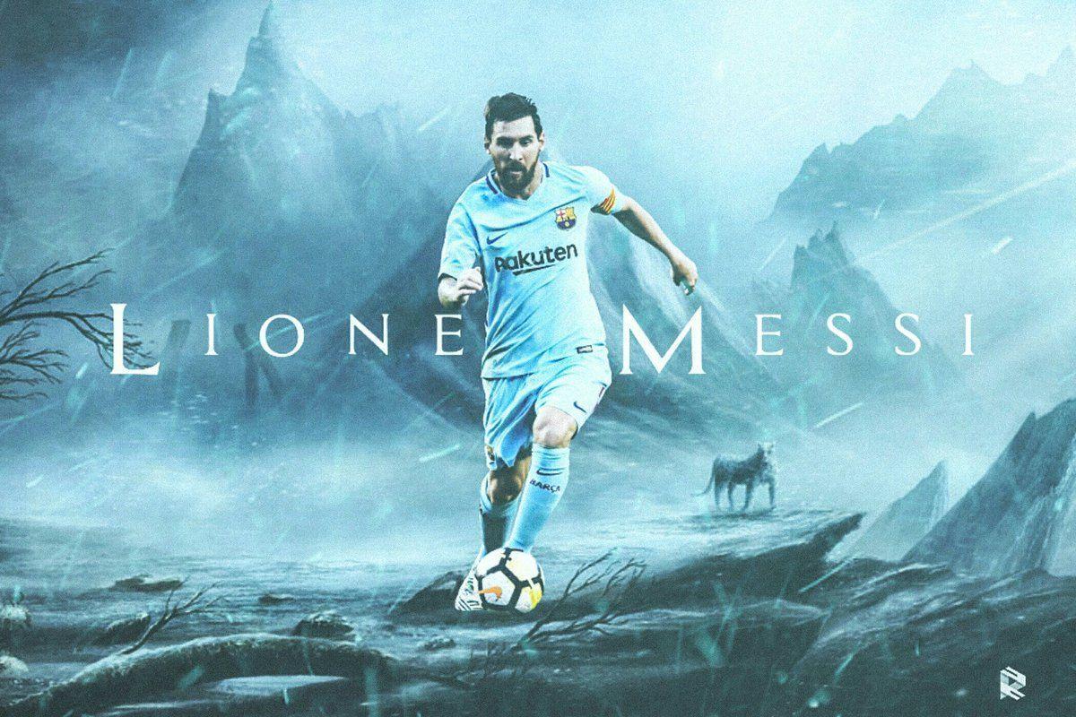 Messi wallpaper 2018