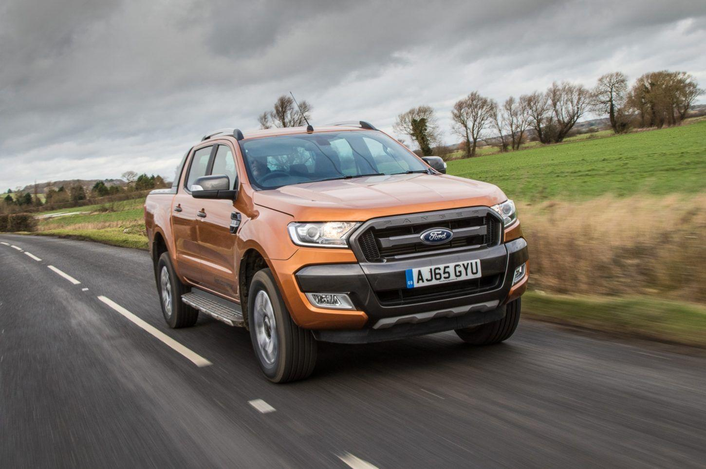 Ford Ranger 2018 Wallpapers Wallpaper Cave