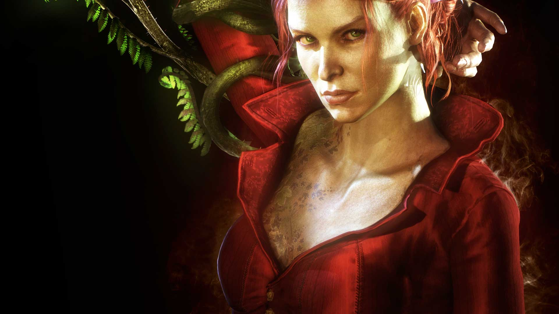 Poison Ivy Wallpapers Wallpaper Cave