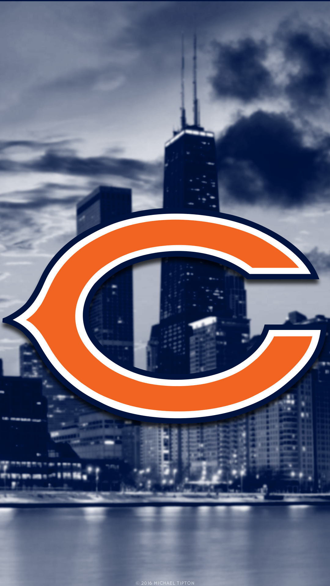 Exceptional Chicago Bears Wallpapers   PC  iPhone  Android