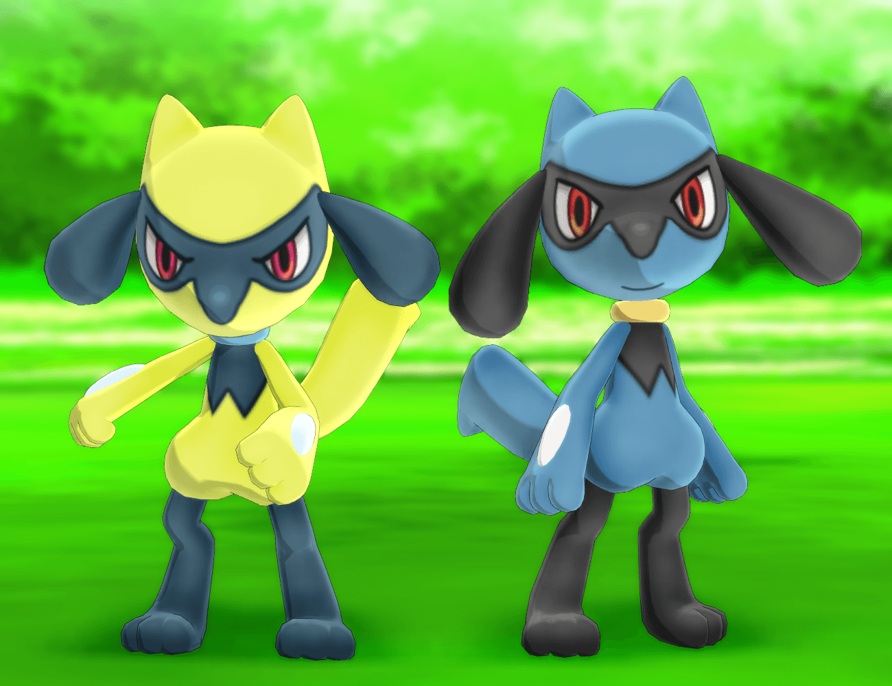 MMD Pokemon - Riolu (XY) DL by MMDSatoshi on DeviantArt