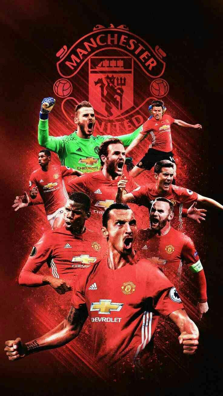 Manchester united 2018 wallpapers wallpaper cave - Cool man united wallpapers ...