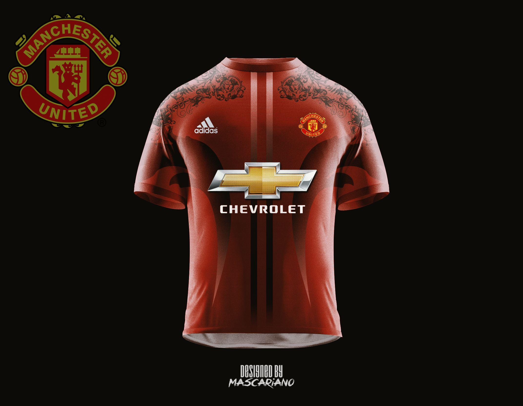 8ffe767f45c Manchester United 2017 2018 Concept Kit by Mascariano on .