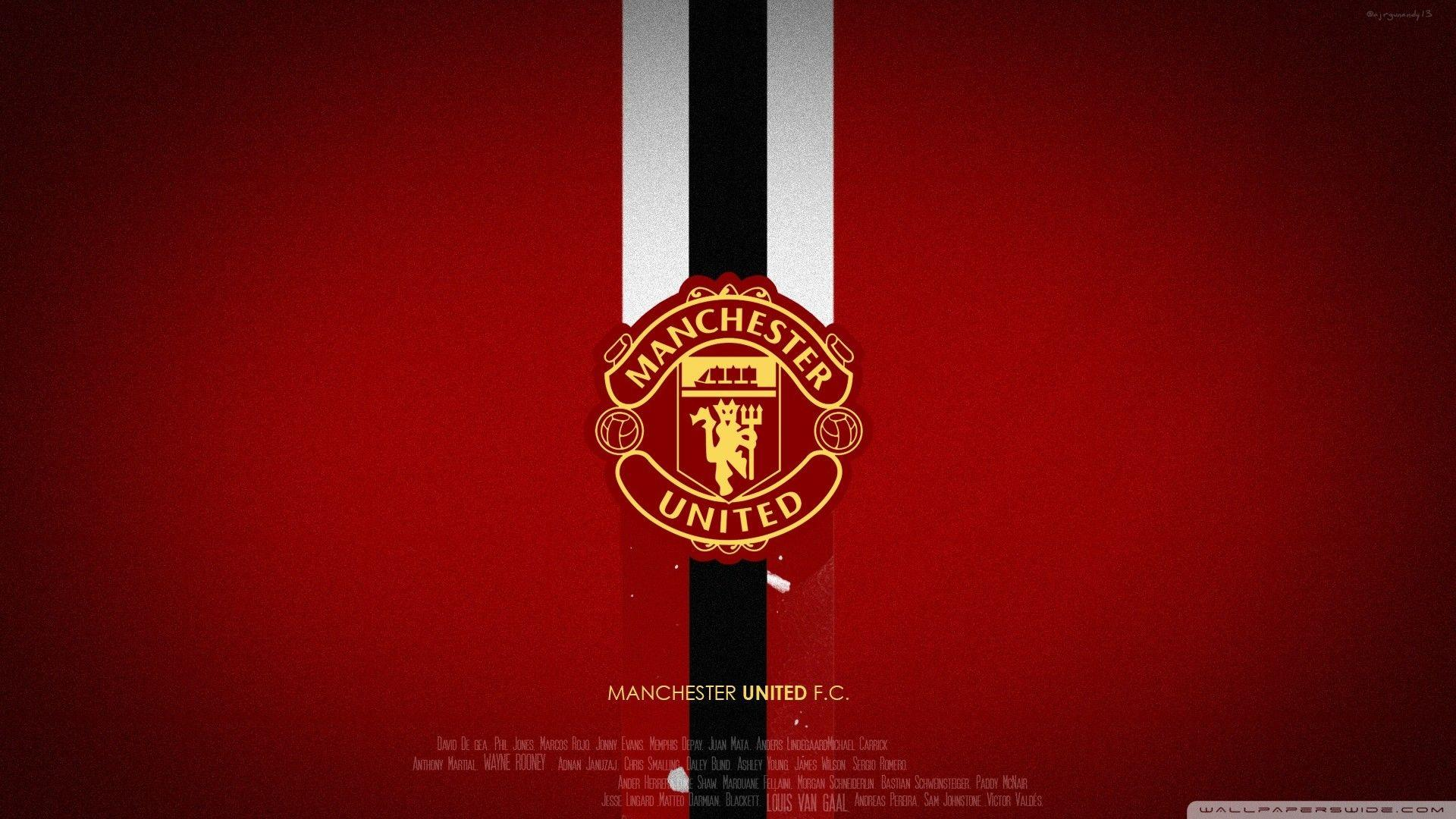 Manchester United 2018 Wallpapers Wallpaper Cave