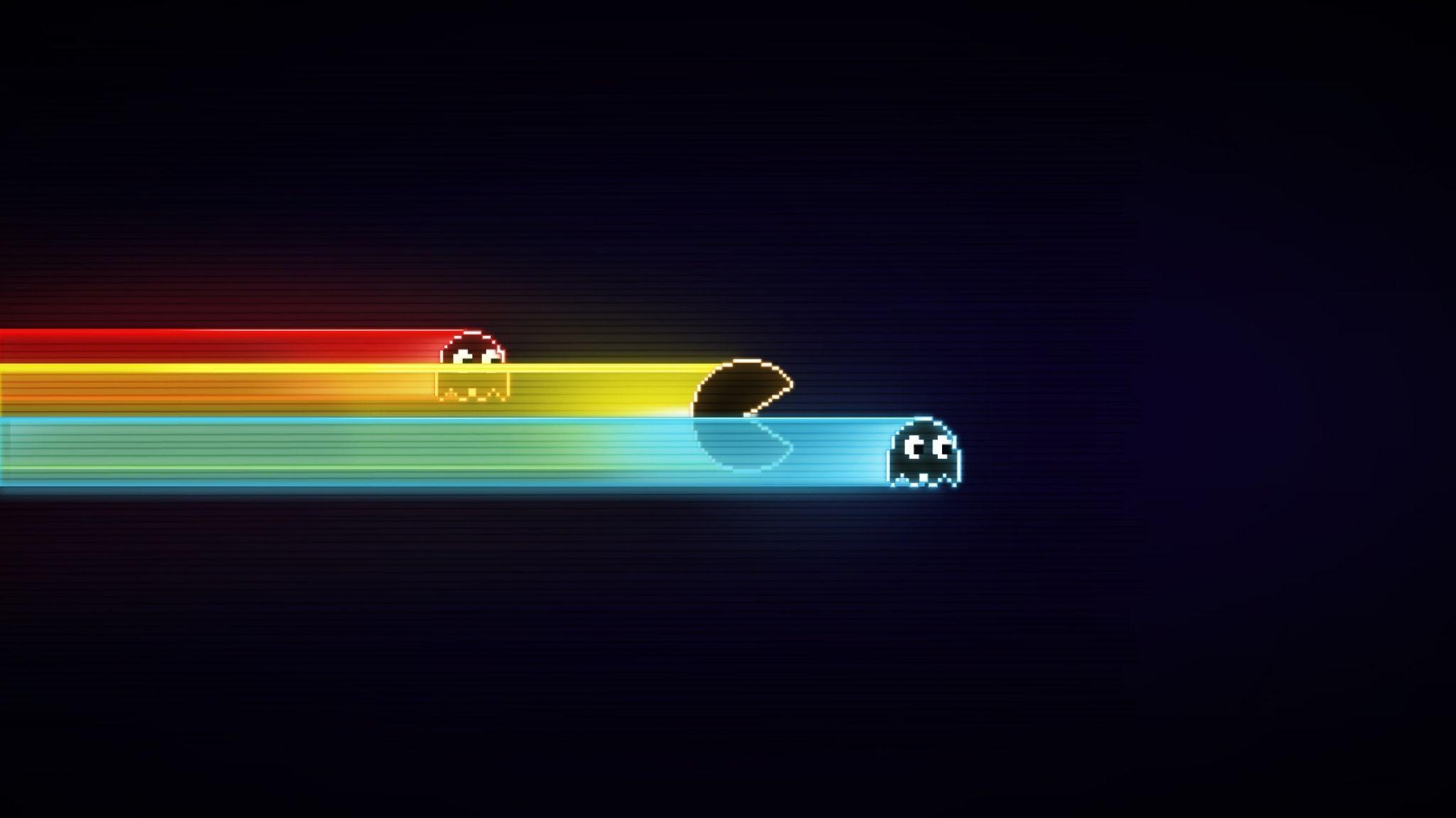 HD Pacman Wallpapers HD, Desktop Backgrounds 2048x1152, Image and