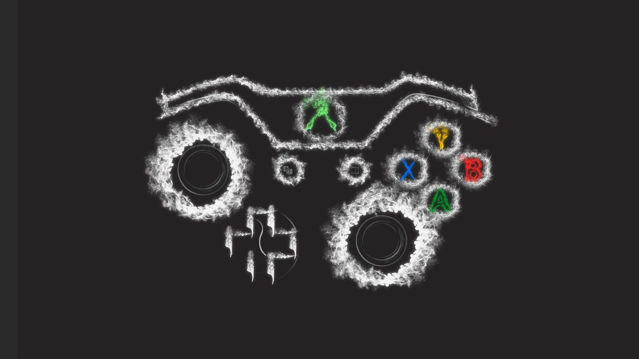 2048x1152 Xbox Controller Art 2048x1152 Resolution HD 4k