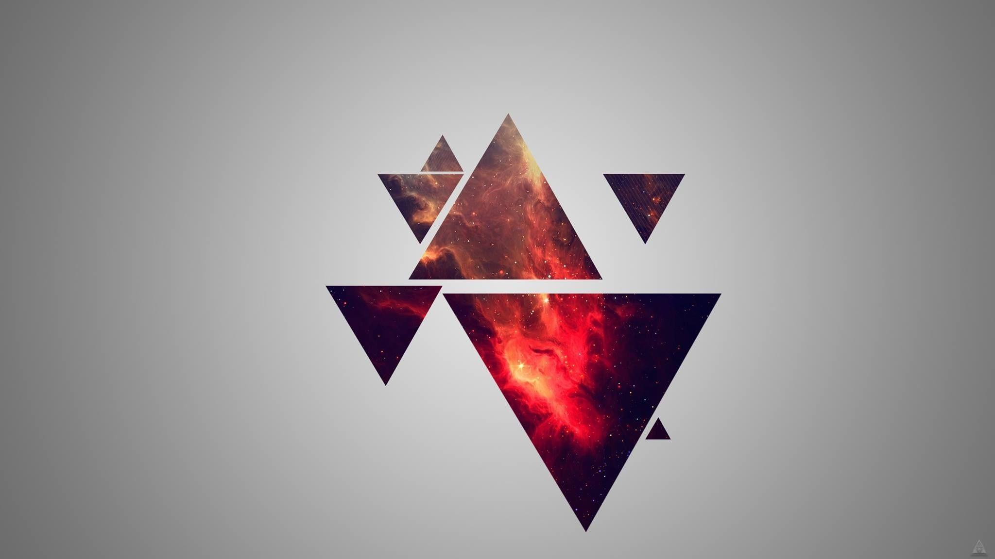 Triangles Wallpapers