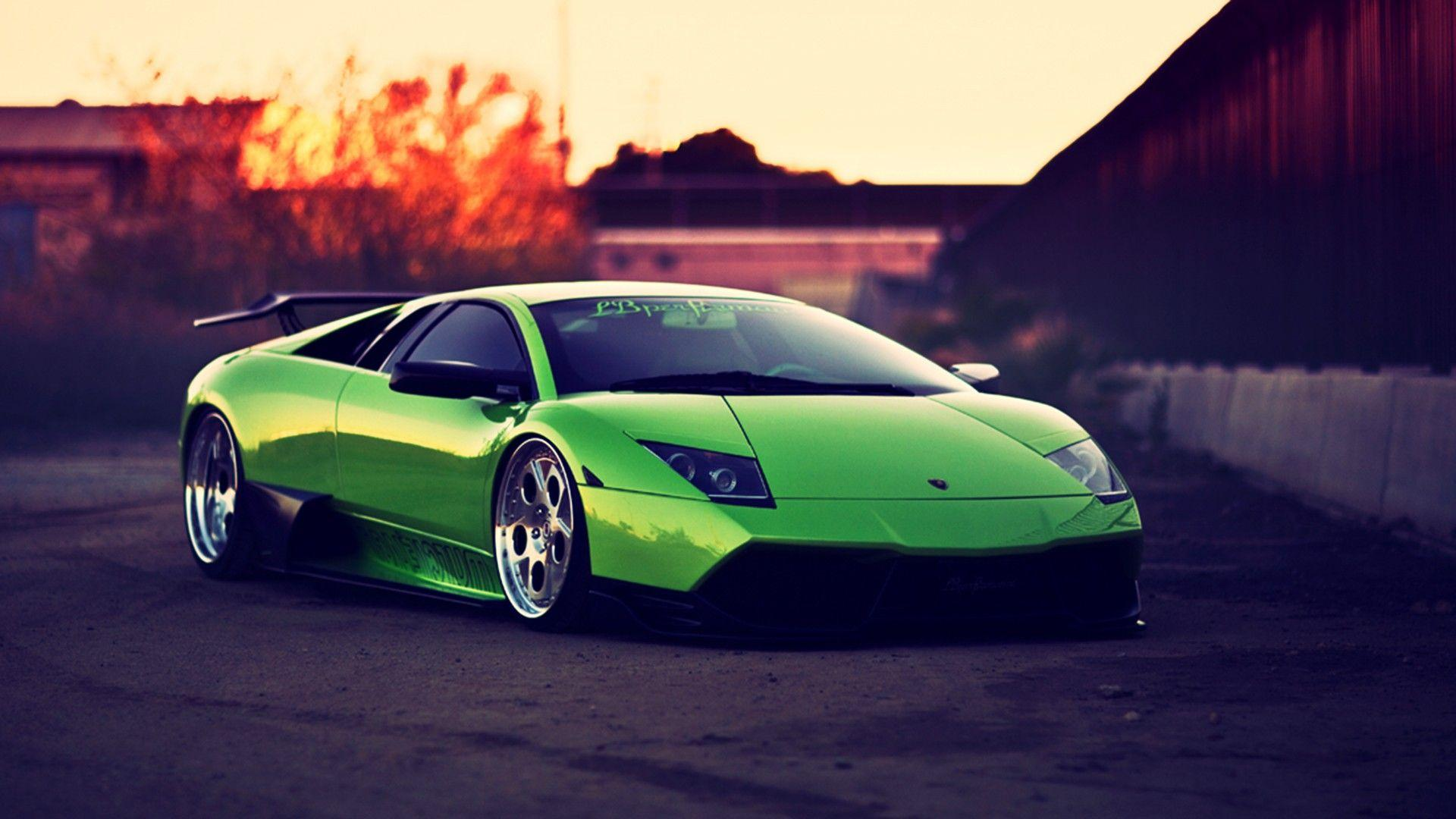Colorful Lamborghini Wallpapers Wallpaper Cave