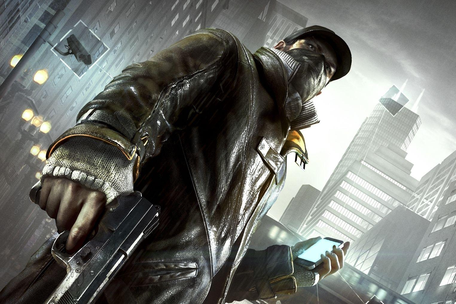 Watch Dogs 1 Wallpapers Wallpaper Cave