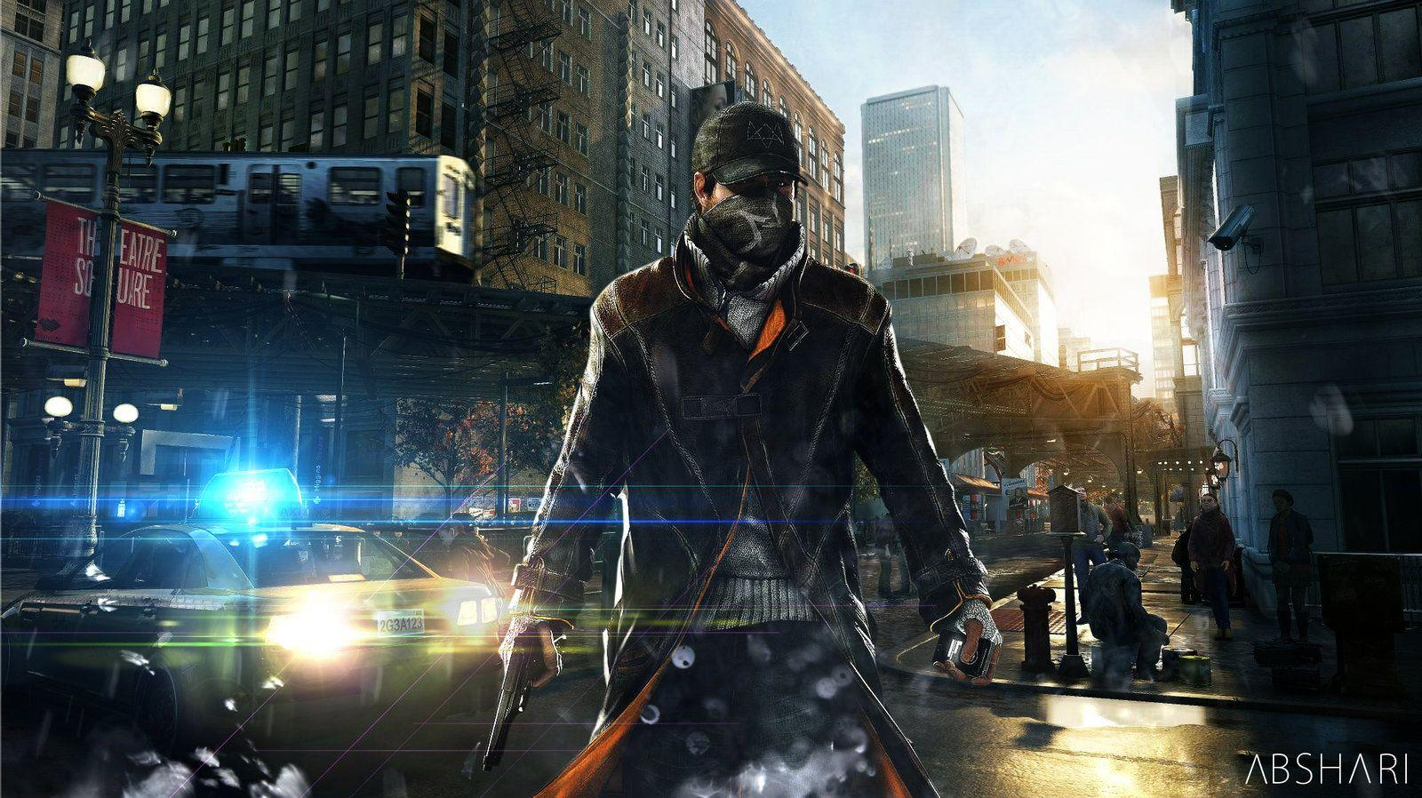Watch Dogs 1 Wallpapers - Wallpaper Cave