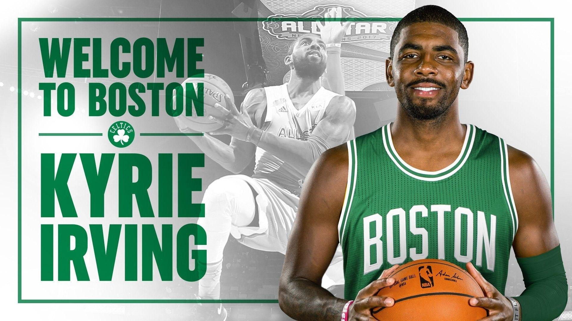 Kyrie Irving 2018 Wallpapers ·①