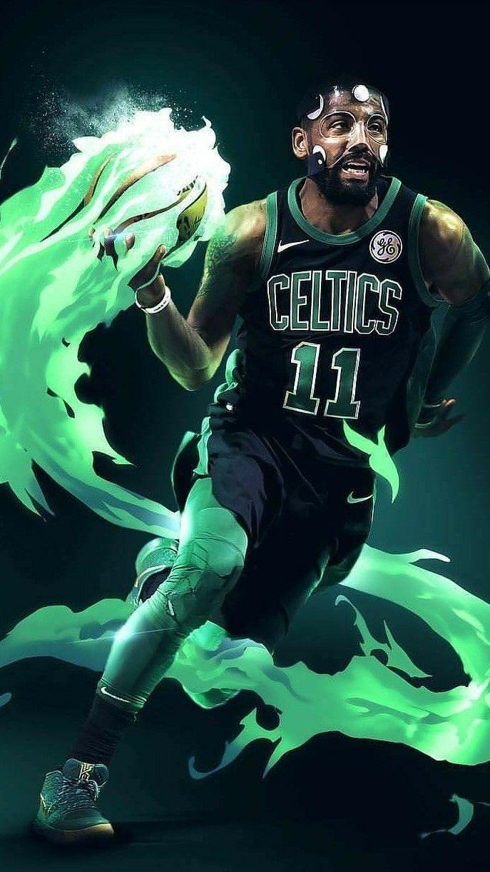 Kyrie Irving 2018 Wallpapers Wallpaper Cave