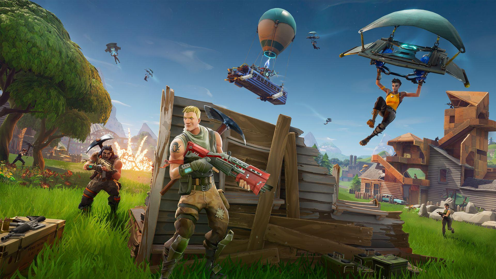 Fortnite: Battle Royale will beat PUBG to consoles and be free-to ...