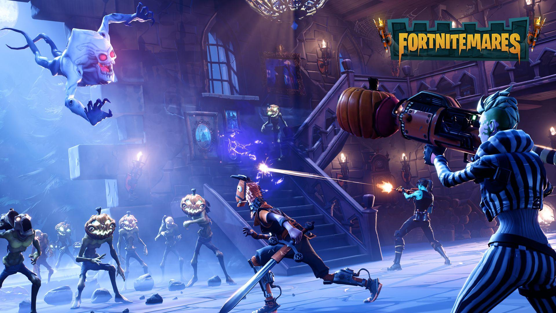 Fortnite season 3 wallpapers wallpaper cave for Fond ecran fortnite