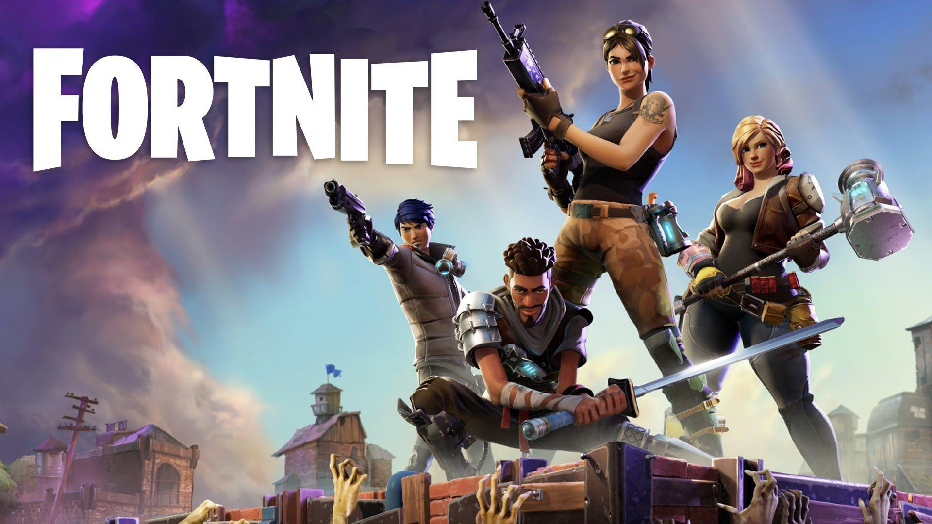 Fortnite's New Battle Royale Mode Is Now Free On Consoles And PC ...