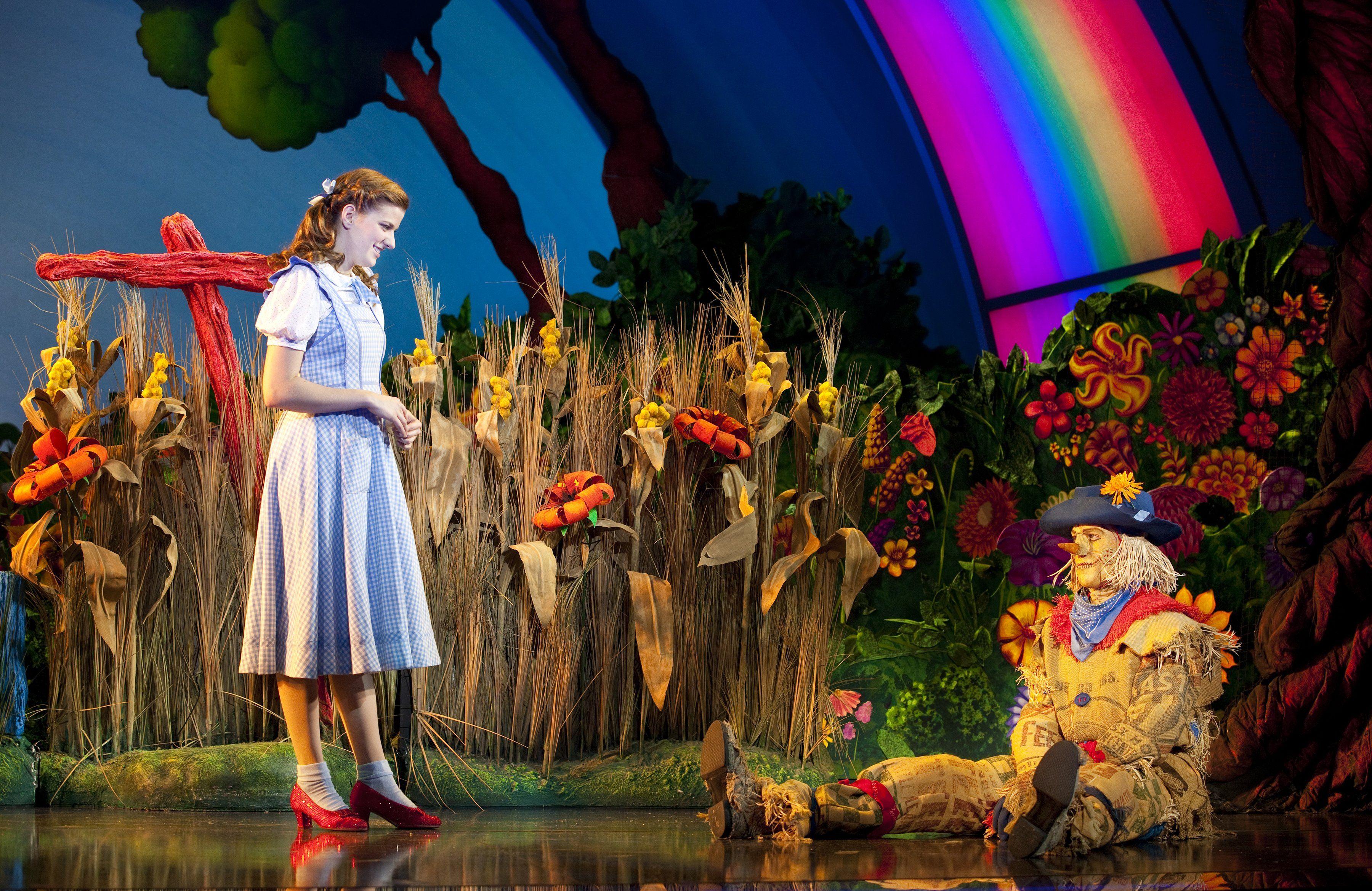 Wizard Of Oz Wallpapers Wallpaper Hd Pinterest