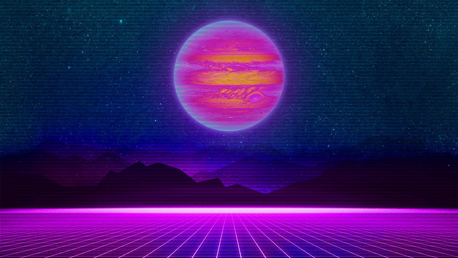 Synthwave And A Little Bit Of Cyberpunk Wallpapers Dump