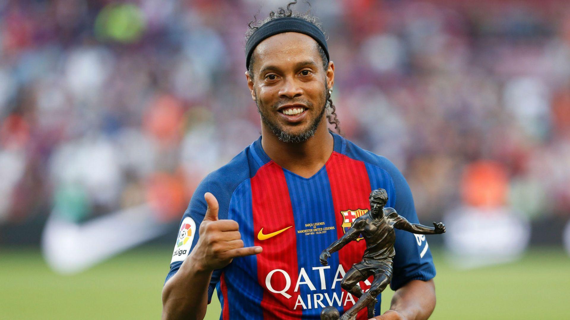 Ronaldinho 2018 wallpapers wallpaper cave - Ronaldinho wallpaper ...