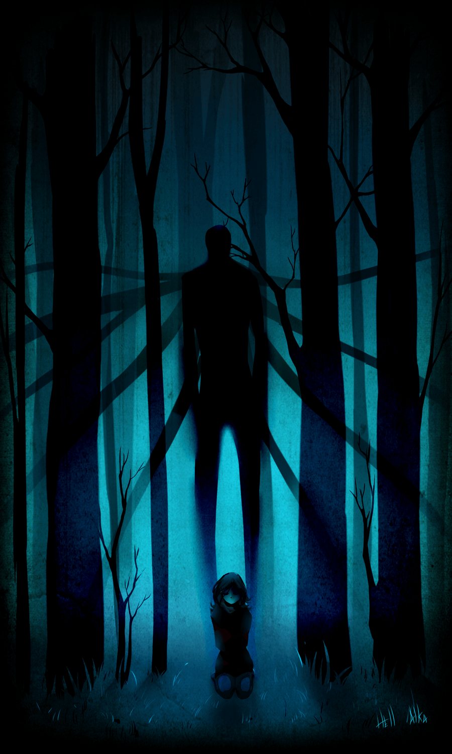 Slender Man Favourites By Gustybv On DeviantArt