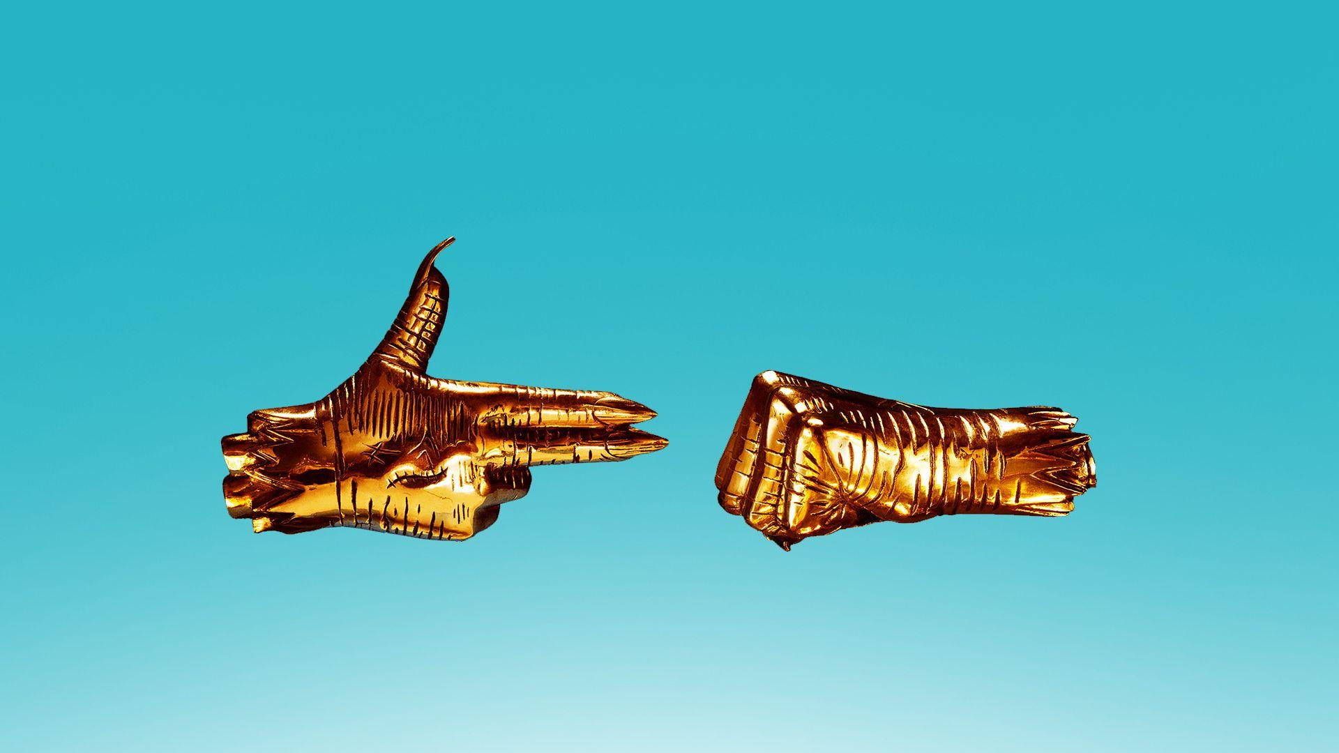 Run The Jewels Wallpapers Wallpaper Cave
