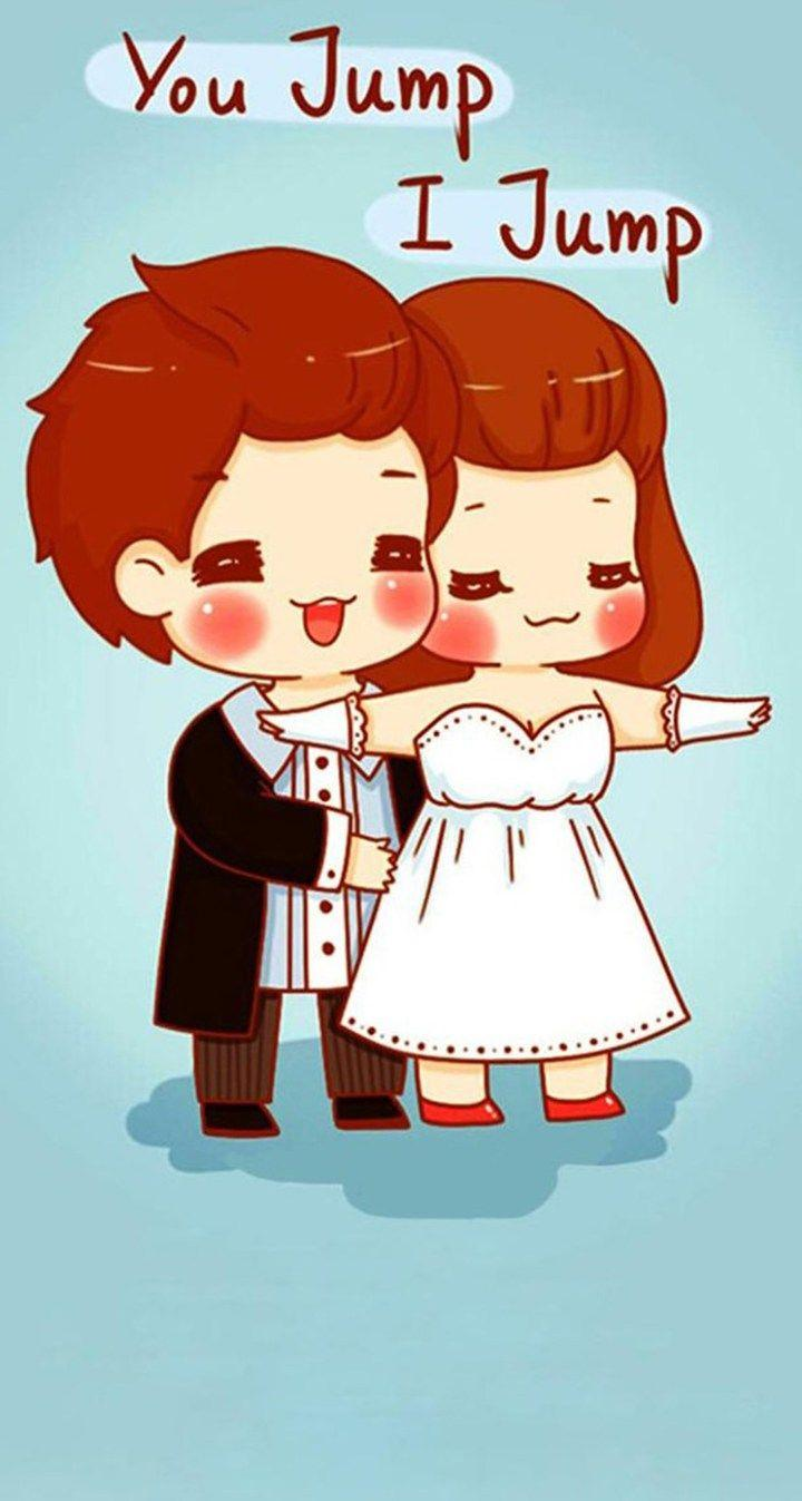 Cute Animated Love Wallpapers - Wallpaper Cave