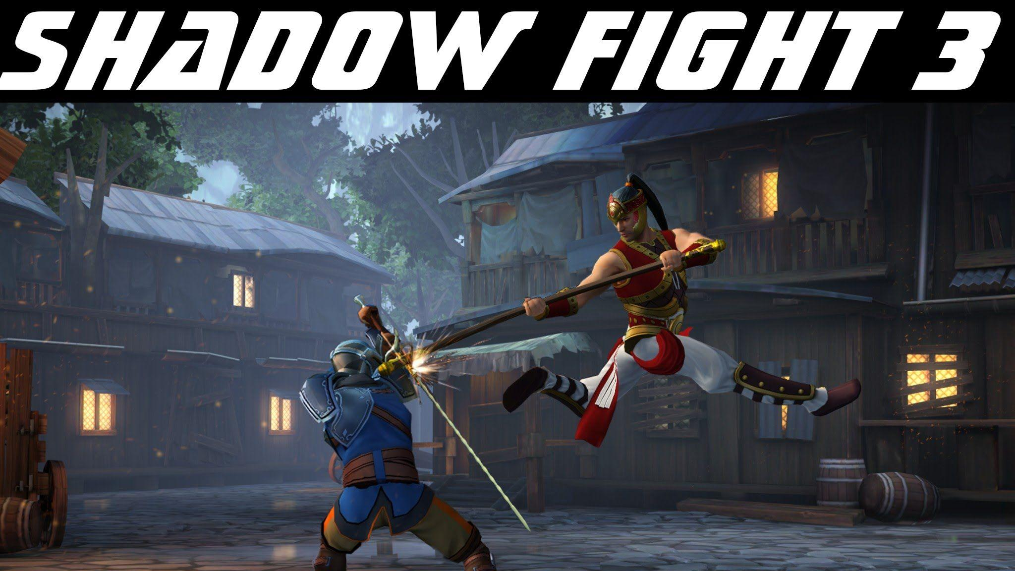 shadow fight 3 破解