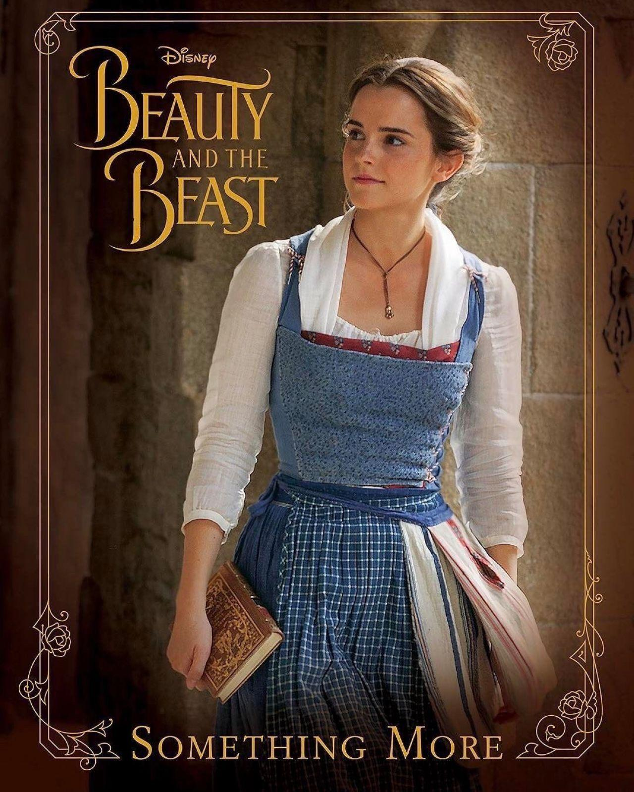 Beauty And The Beast Emma Watson Wallpapers Wallpaper Cave