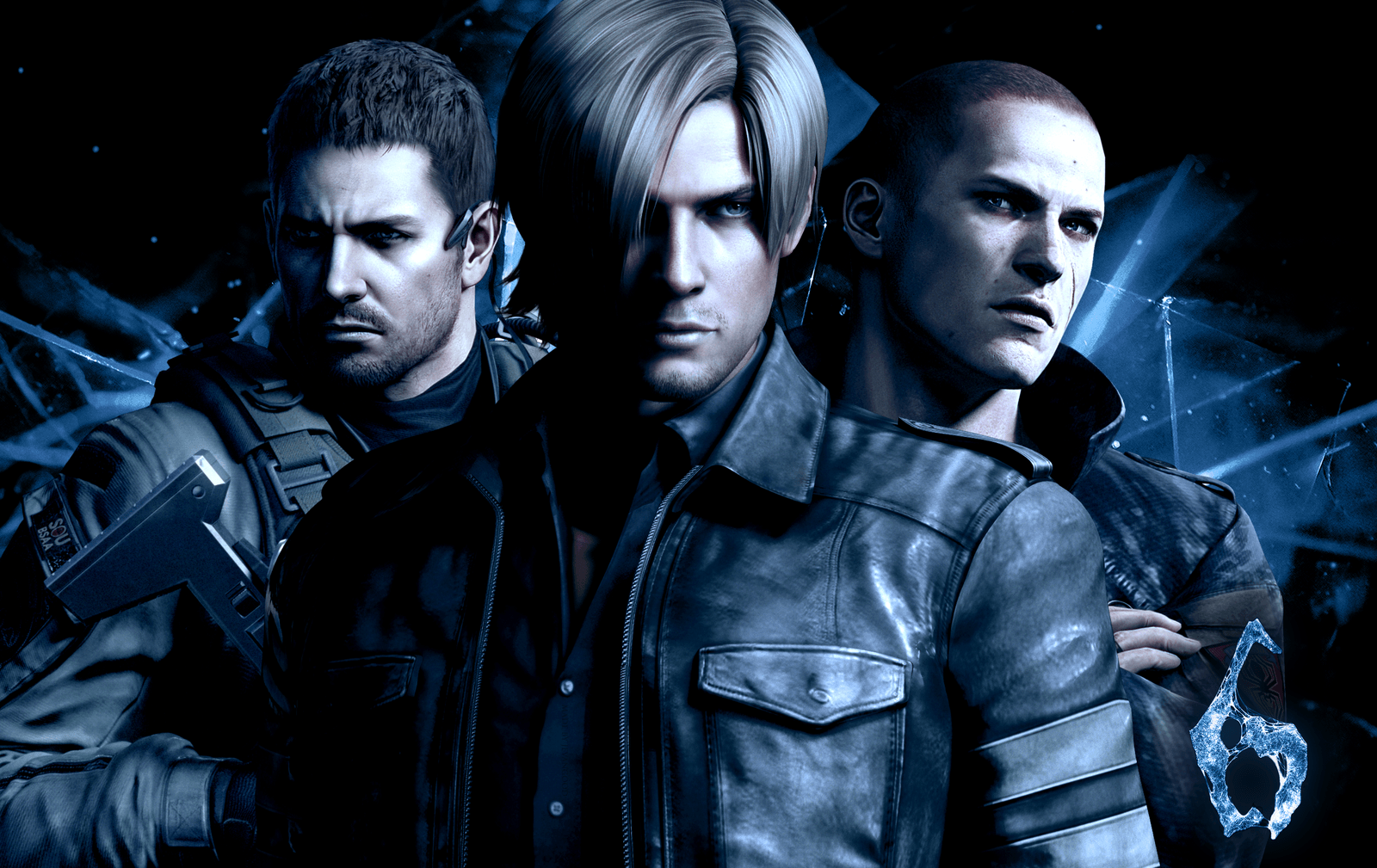 Resident Evil 6 Wallpapers Live