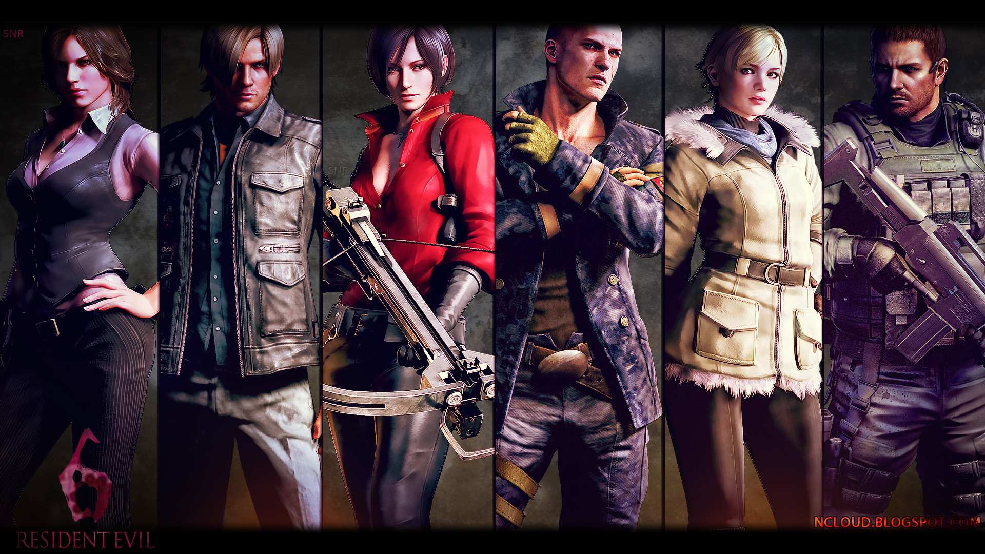 Resident Evil 6 Wallpapers Wallpaper Cave