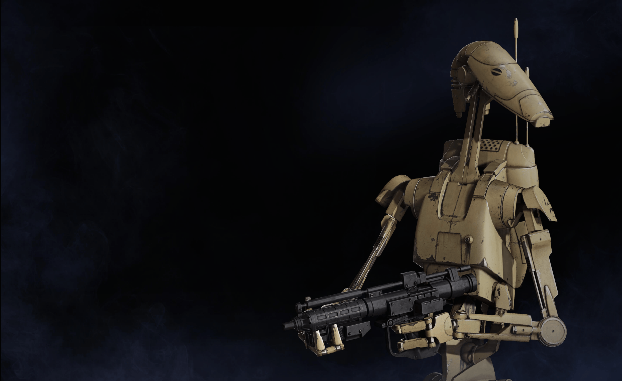 Battle Droid Wallpapers Wallpaper Cave