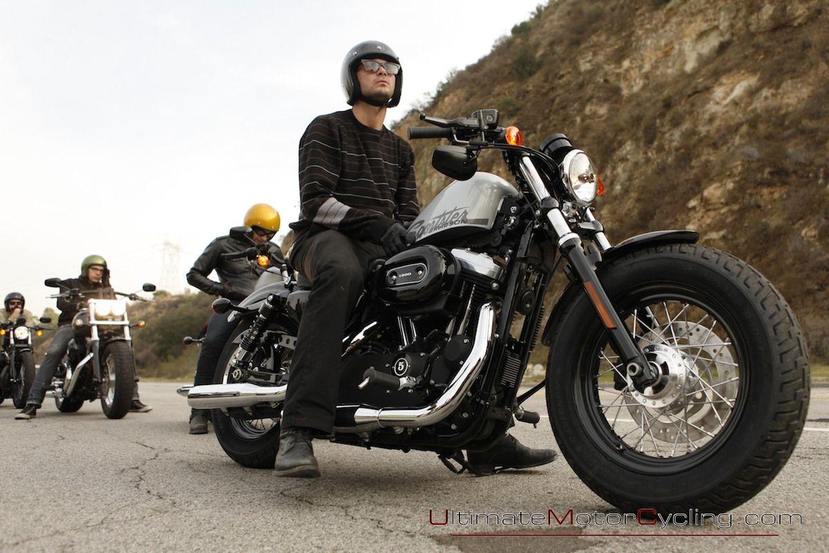 2010 Harley Davidson Forty Eight