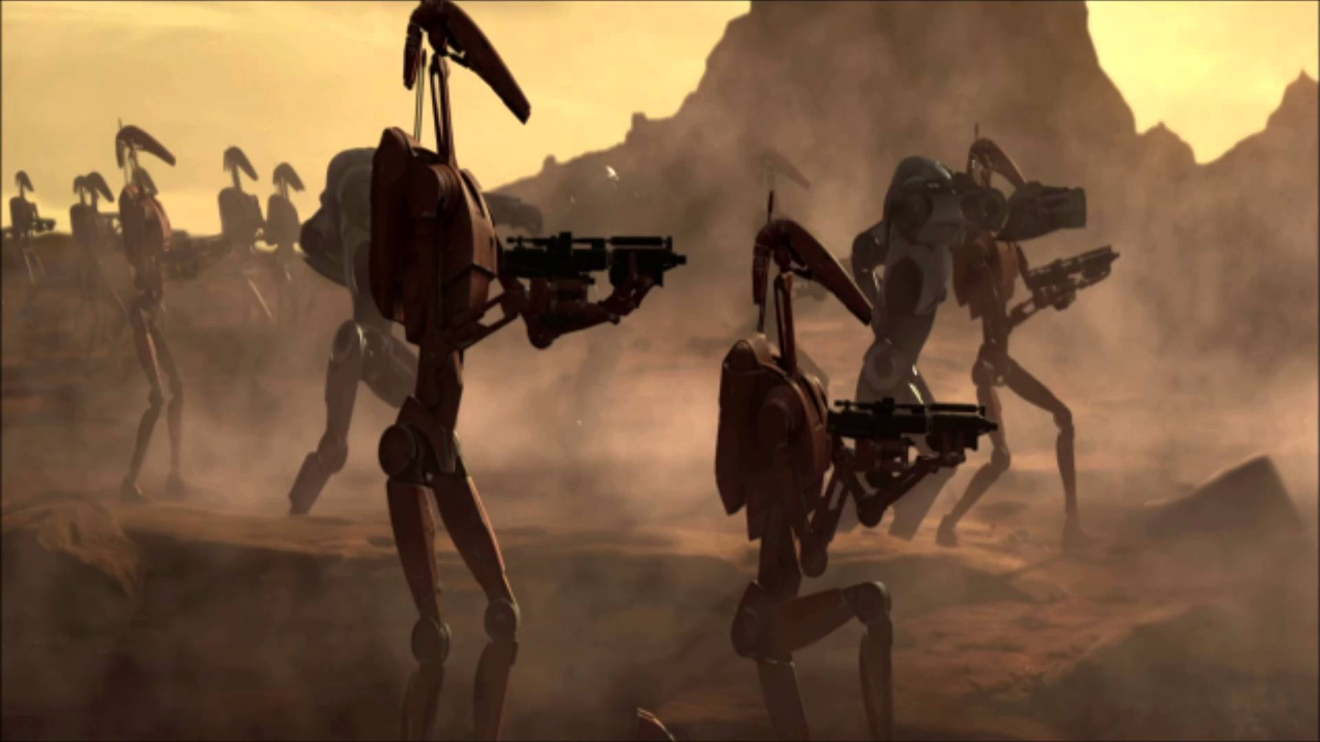Battle Droid Wallpapers Wallpaper Cave