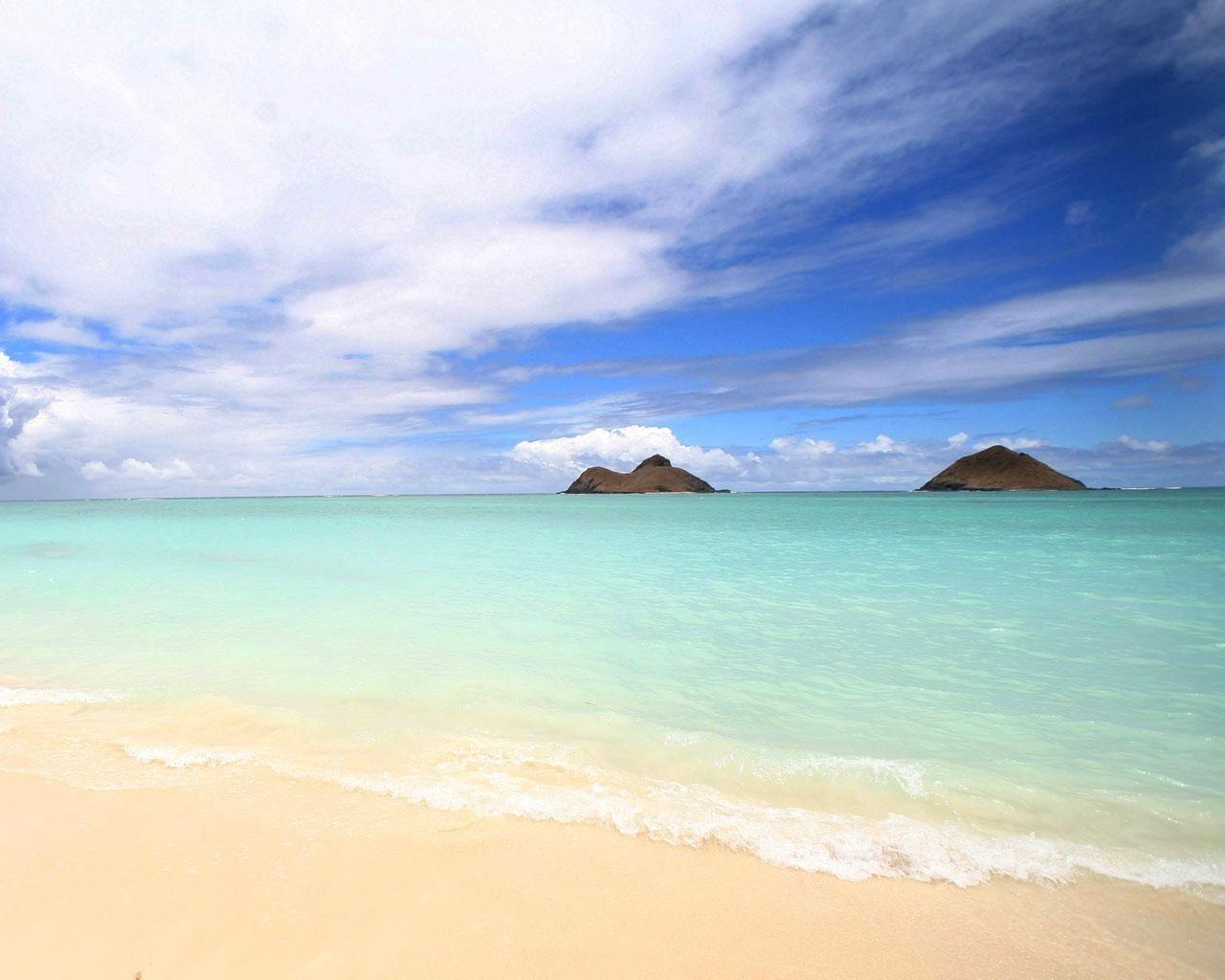 Lanikai Beach Desktop: Oahu Wallpapers