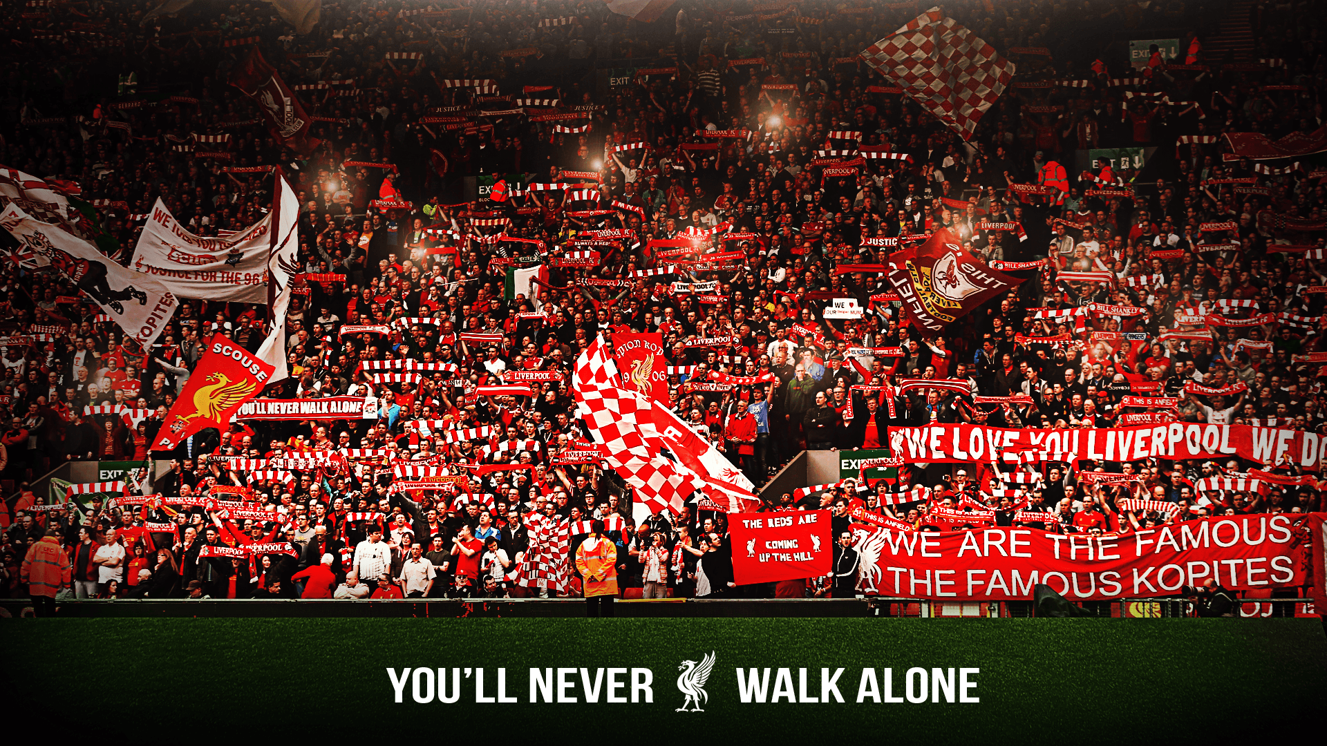 liverpool team wallpapers - wallpaper cave