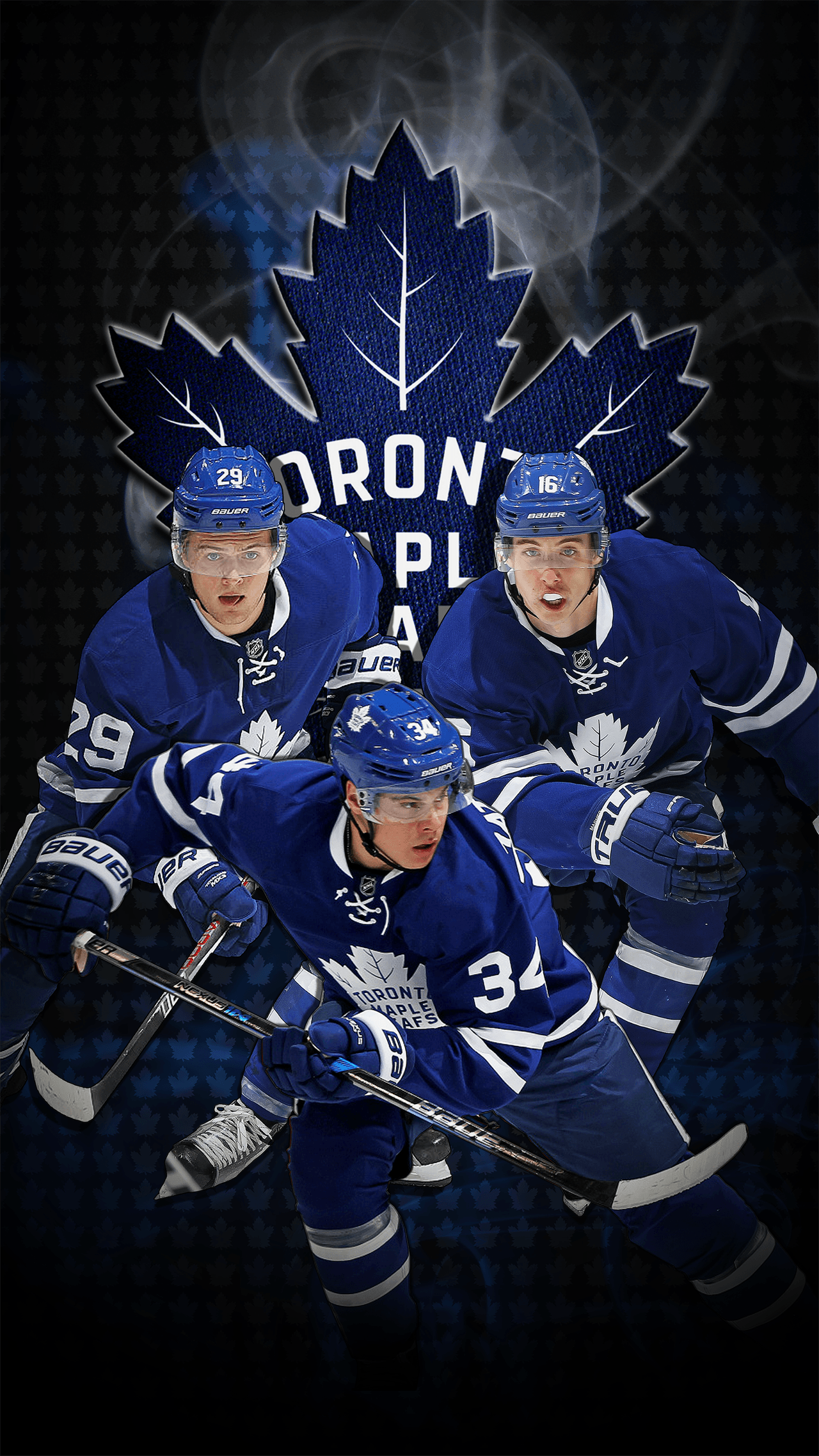 My Personal Leafs Phone Wallpapers 1280x2275
