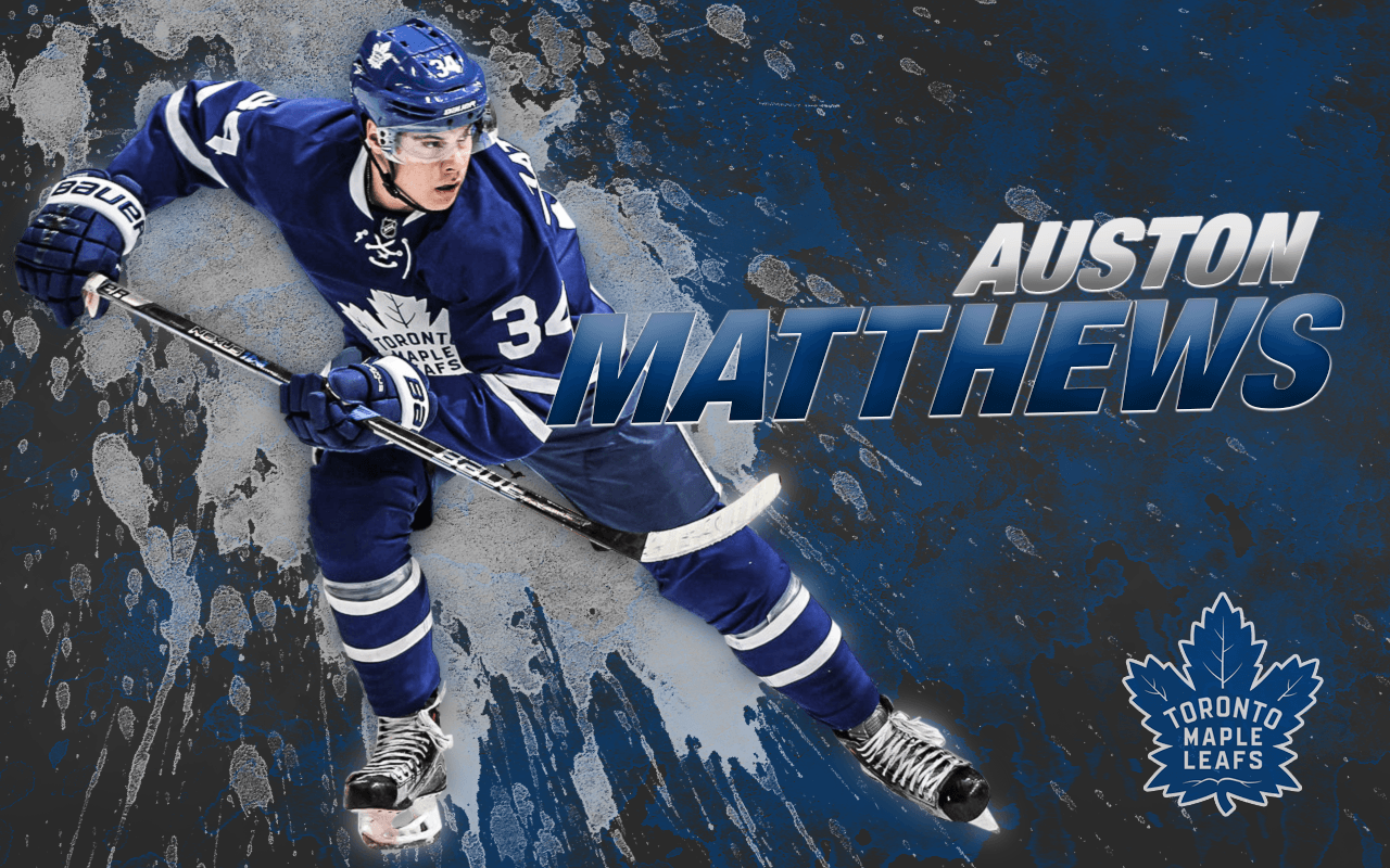 Auston Matthews Wallpapers by MeganL125