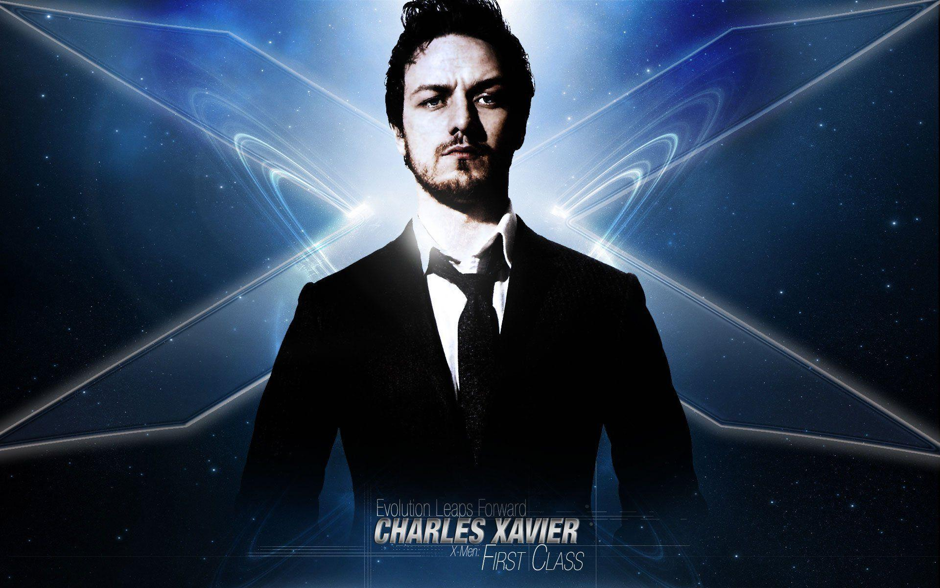 Charles Xavier Wallpapers Wallpaper Cave