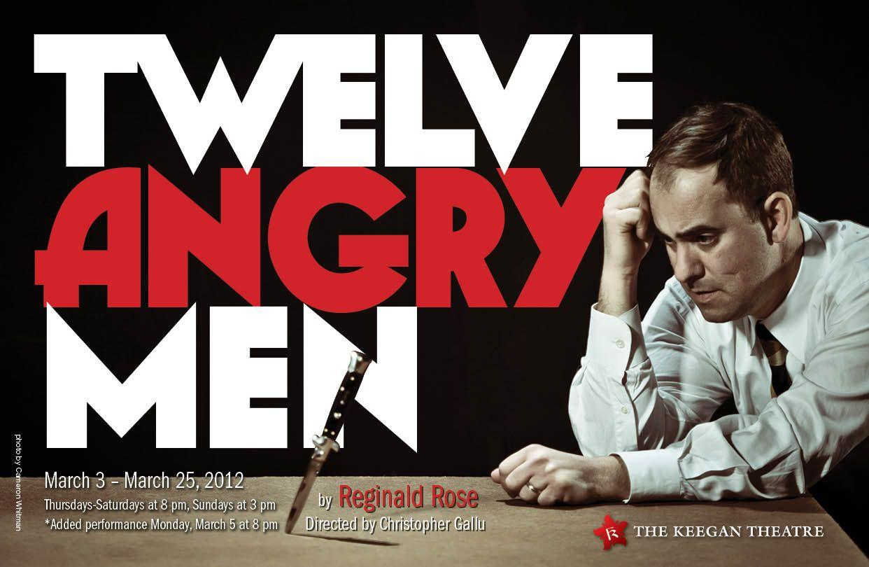 12 angry men bias In twelve angry men, which juror is particularly anxious to make a quick decision 1 educator answer at the end of twelve angry men, the eighth juror helps the third juror put on his jacket.