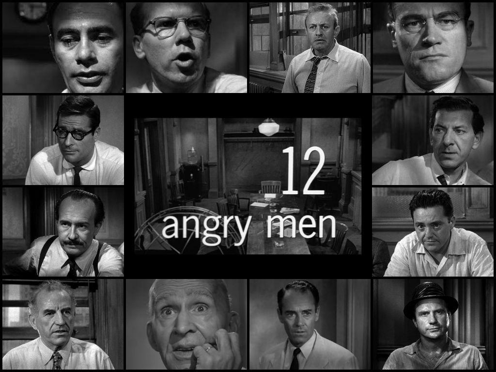 important characters in 12 angry men Sydney lumet's 1957 drama 12 angry men stands as a real nail-biter featuring twelve characters deliberating about a murder studying how camera angles and shot sizes are used in cinematic storytelling is important.