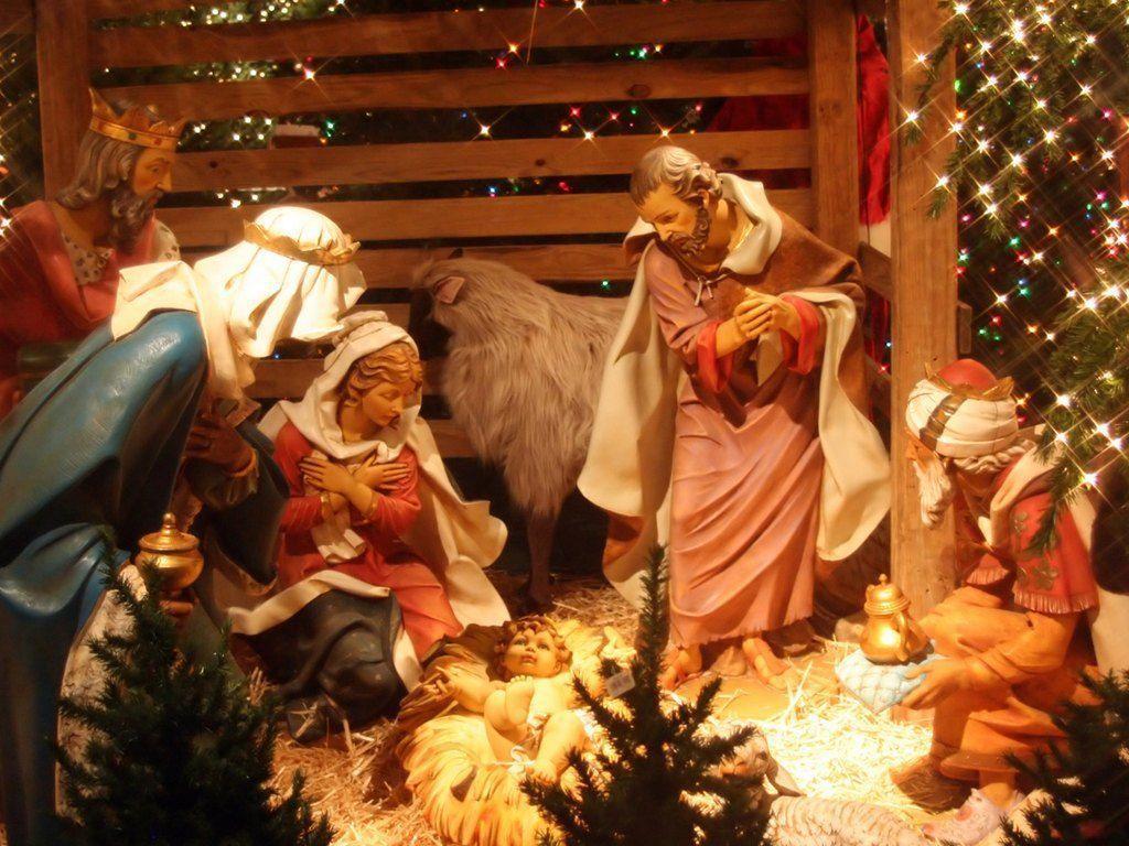 Jesus Birth Wallpapers Wallpaper Cave
