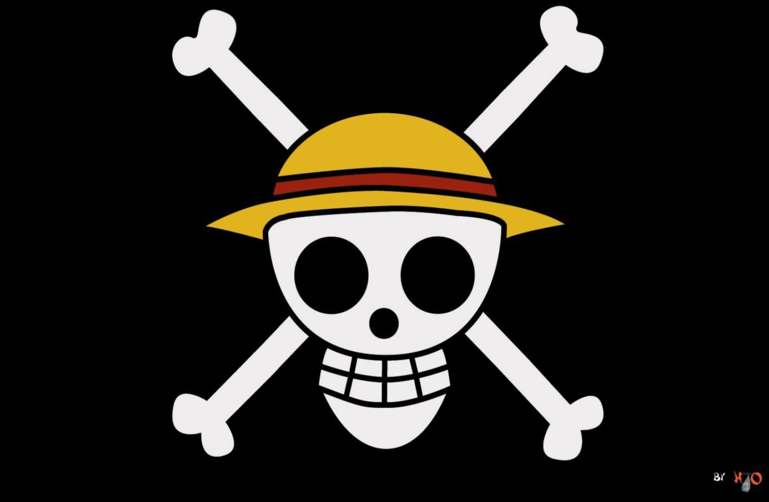 One Piece Flag Wallpapers Wallpaper Cave