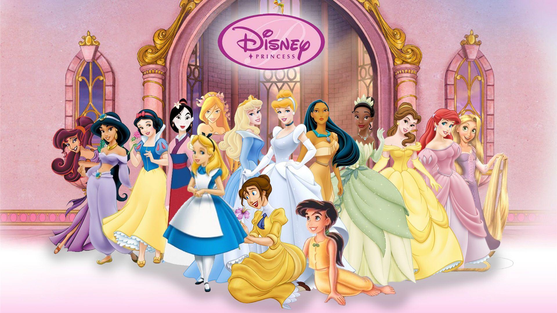 Disney Princesses HD Wallpapers