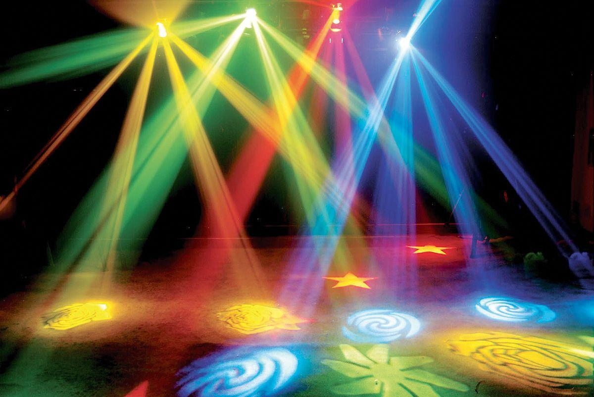 Led DJ Lights Wallpapers