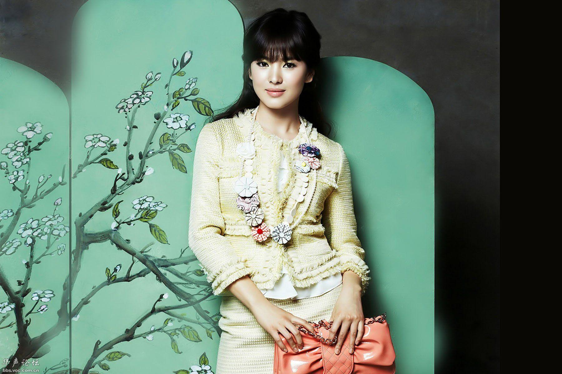 Song Hye-kyo 2018 Wallpapers - Wallpaper Cave