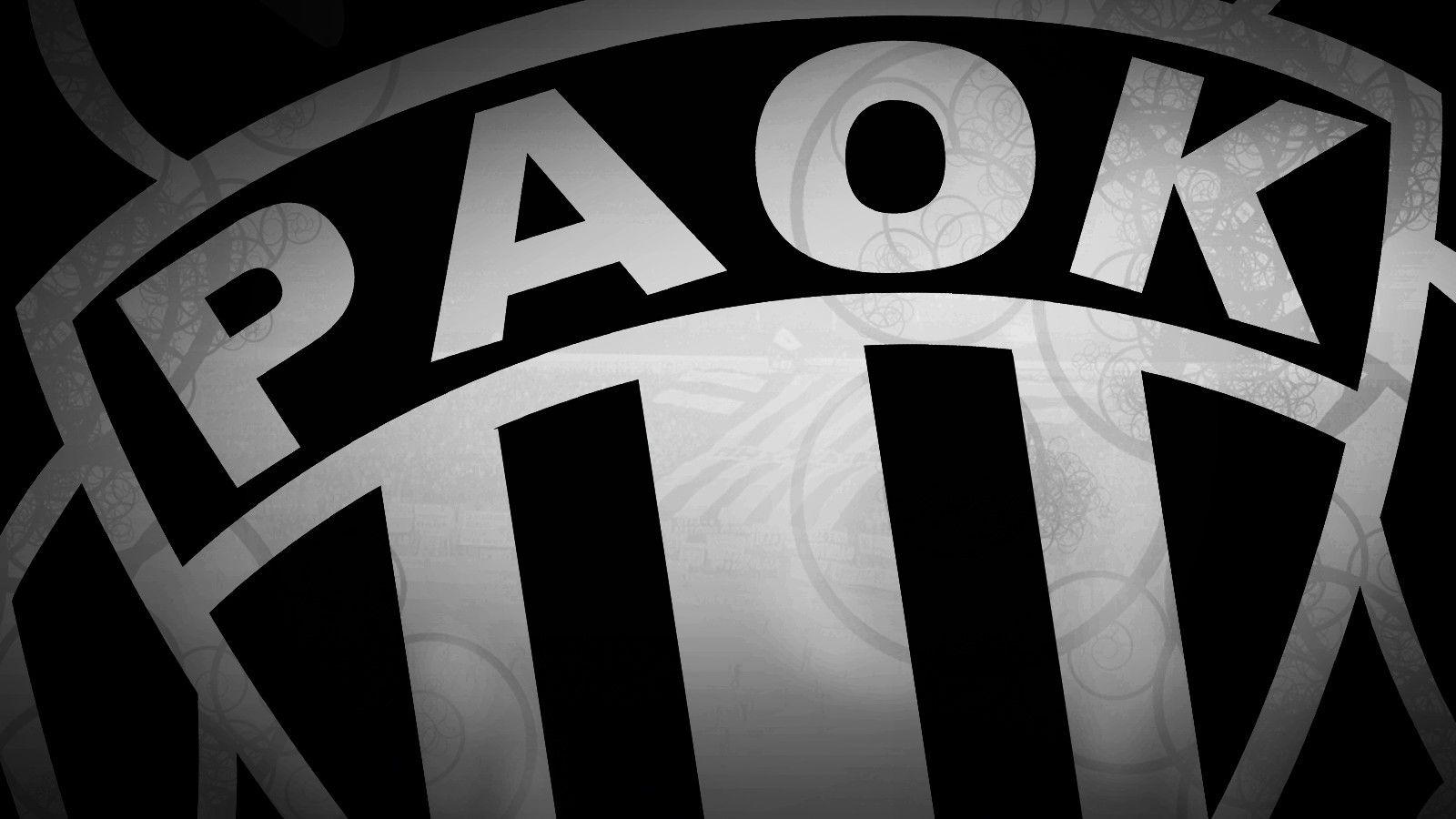 Download PAOK Thessaloniki Wallpapers 1600x900