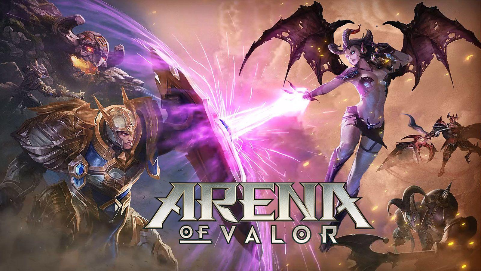 Arena Of Valor Wallpapers - Wallpaper Cave